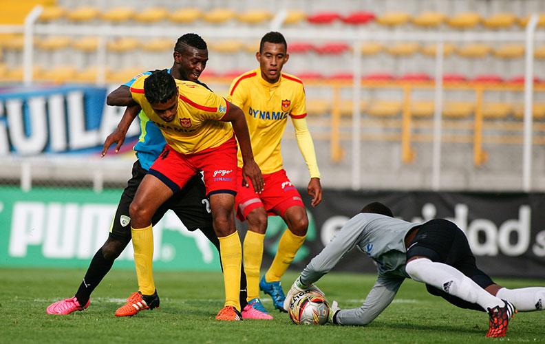 Equidad visitará al Bogotá F.C. por la 5ta jornada de la Copa Águila.