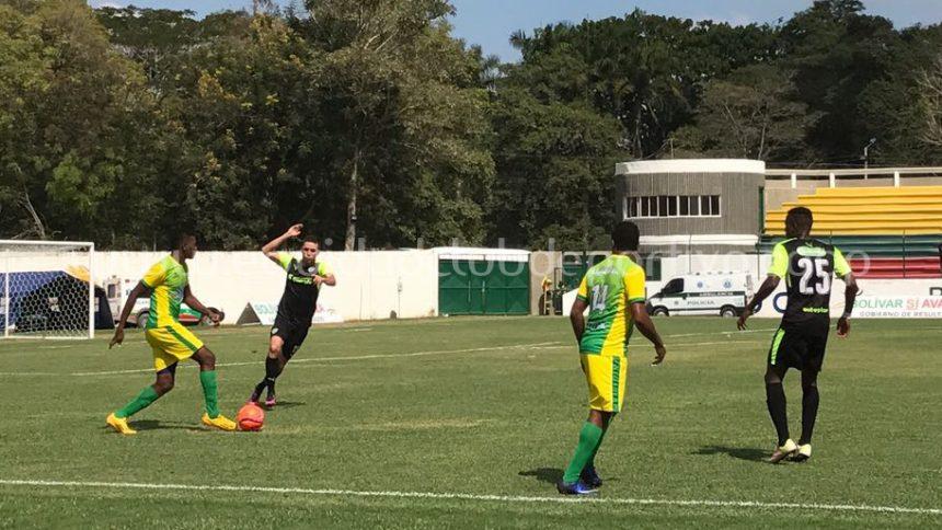 Igualdad 'aseguradora' frente al Atlético Bucaramanga