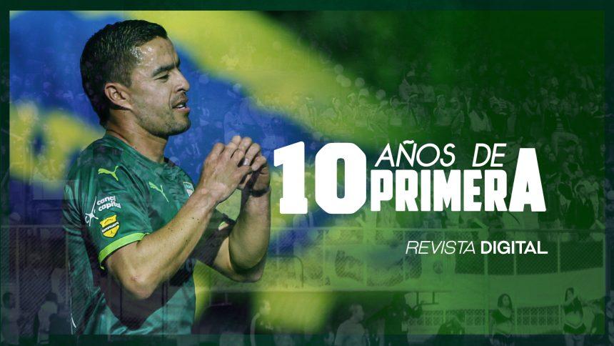 10 AÑOS DE PRIMERA