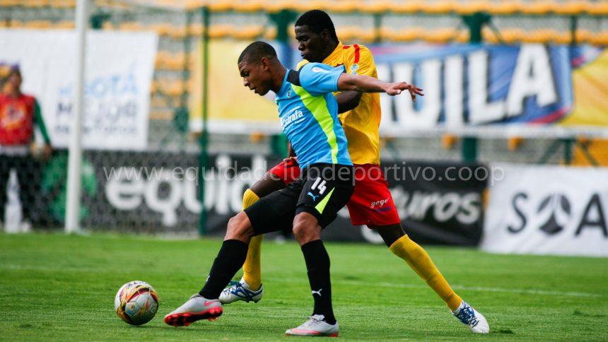 El 'asegurador' recibe a Bogotá FC en Copa Águila