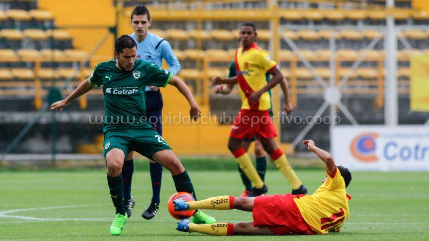 El 'asegurador' va por la clasificación en Copa Águila