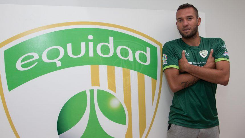 Jeider Riquett, nuevo jugador 'Asegurador'
