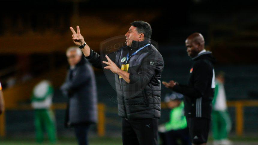 """""""Sacamos un buen resultado en El Campín"""""""