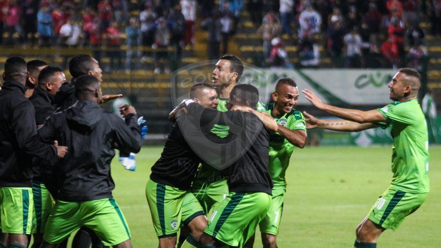 Igualdad ante Medellín y 25 puntos en la tabla