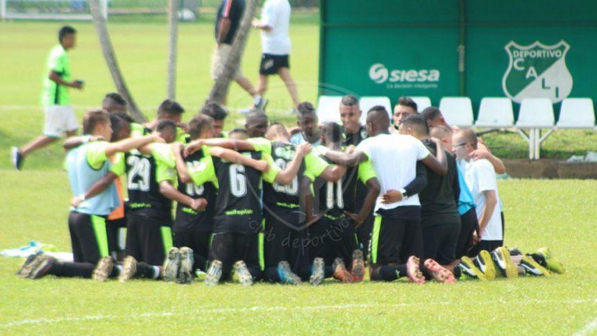 Finalistas de la Súper Copa Juvenil