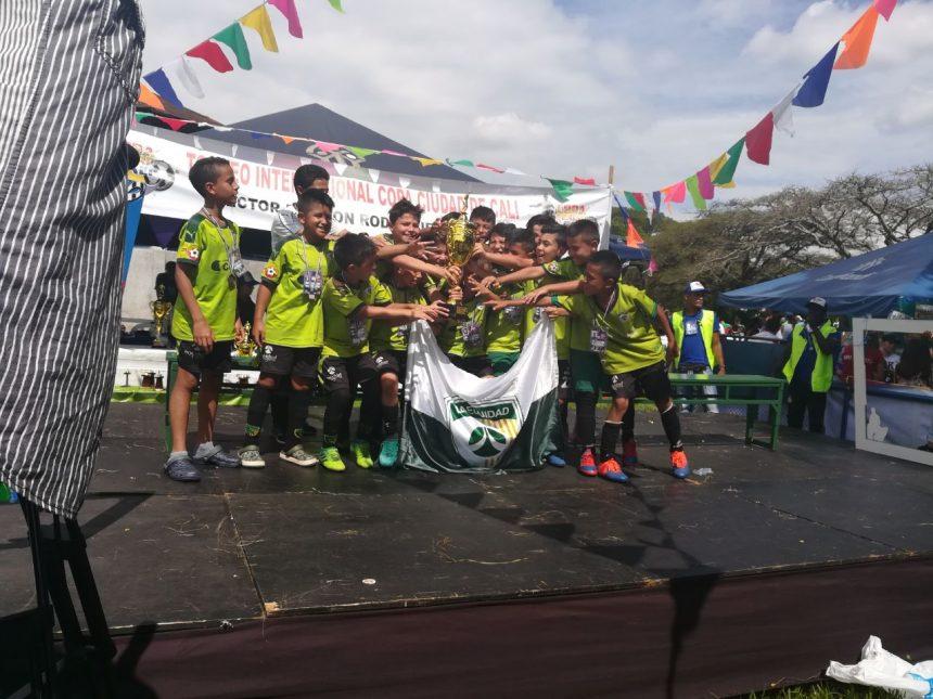 Gran participación en la Copa Ciudad de Cali