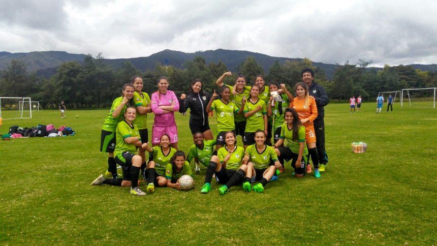 Continuidad del proyecto: Fútbol femenino