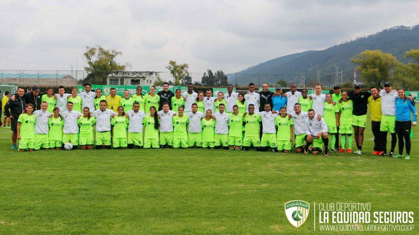 """Campaña: """"Ser Futbolistas Nos Hace Iguales"""""""
