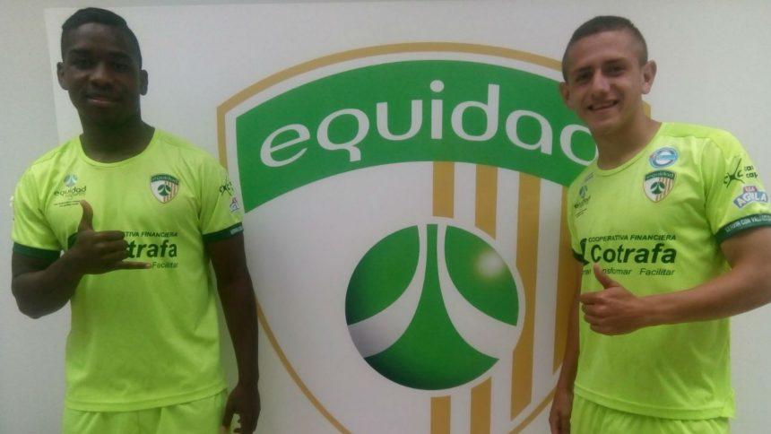 Jhan Cuero y Matheo Gómez, convocados a la Selección Colombia Sub 20