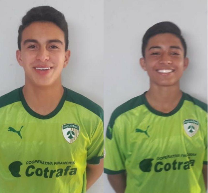 Representación 'Aseguradora' en la Selección Colombia Sub 17