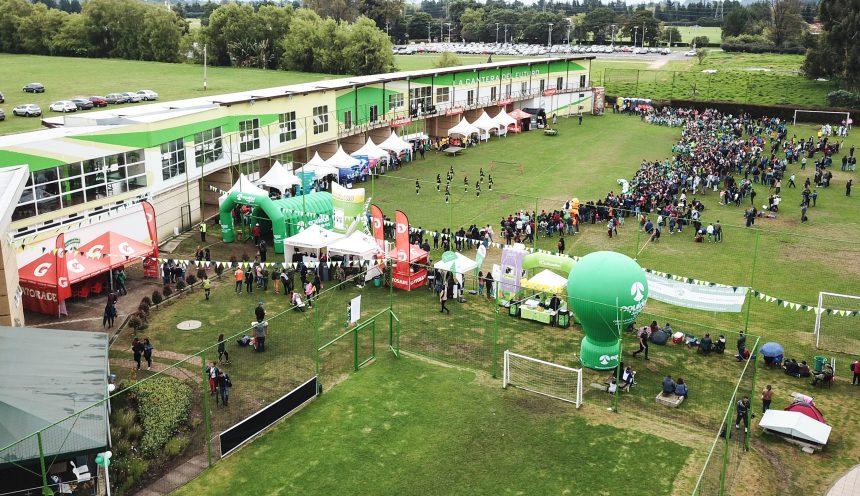 Éxito total: 2º Festival Escuelas Equidad