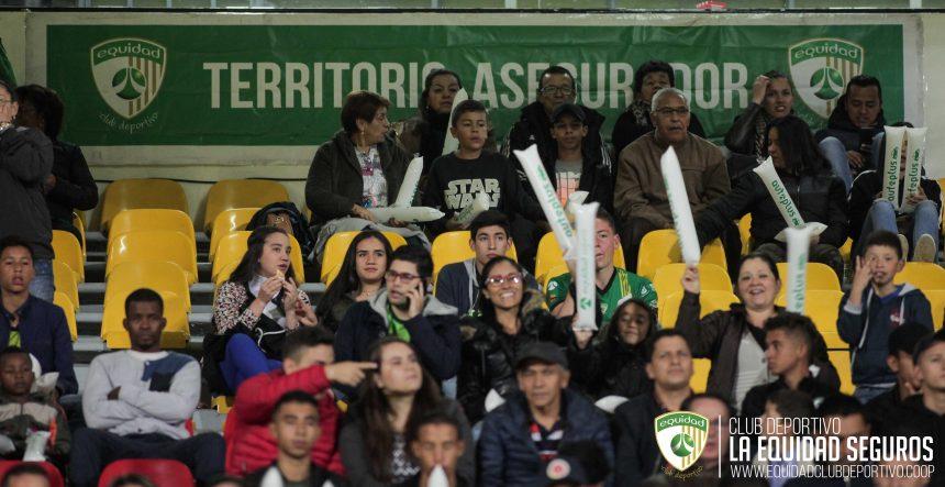 Boletería vs. Nacional en El Campín: Liga Betplay